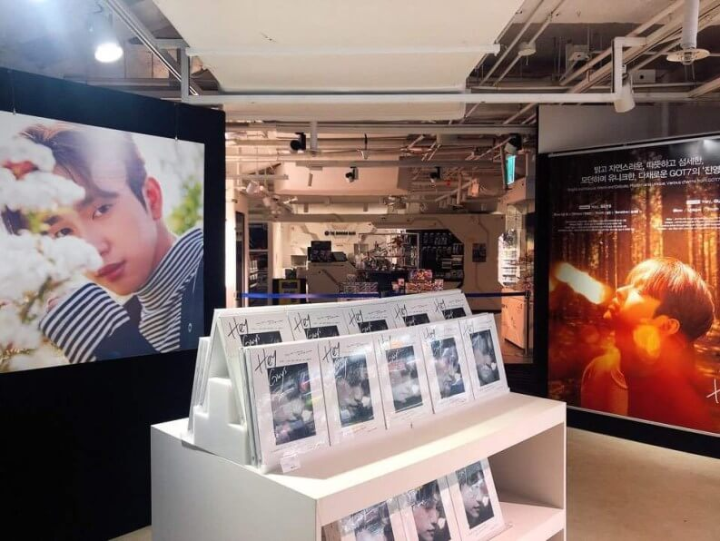 Hear Here concept store