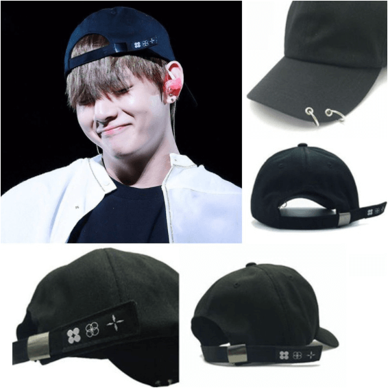 bts v wearing wings tour baseball ring hat shopee.sg