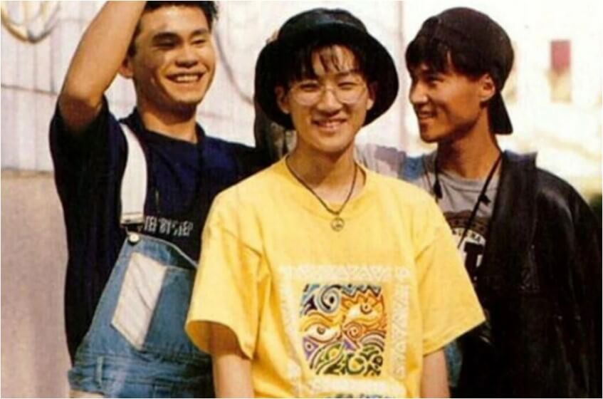 """Seo Taiji and Boys debuted with their song """"I Know"""" on a Korean Talent Show"""