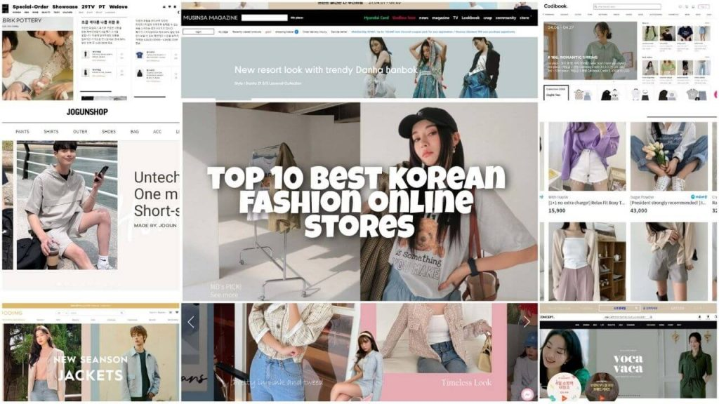 top 10 best korean fashion online stores in 2021 where to buy the trendy and affordable k-fashion delivered korea blog