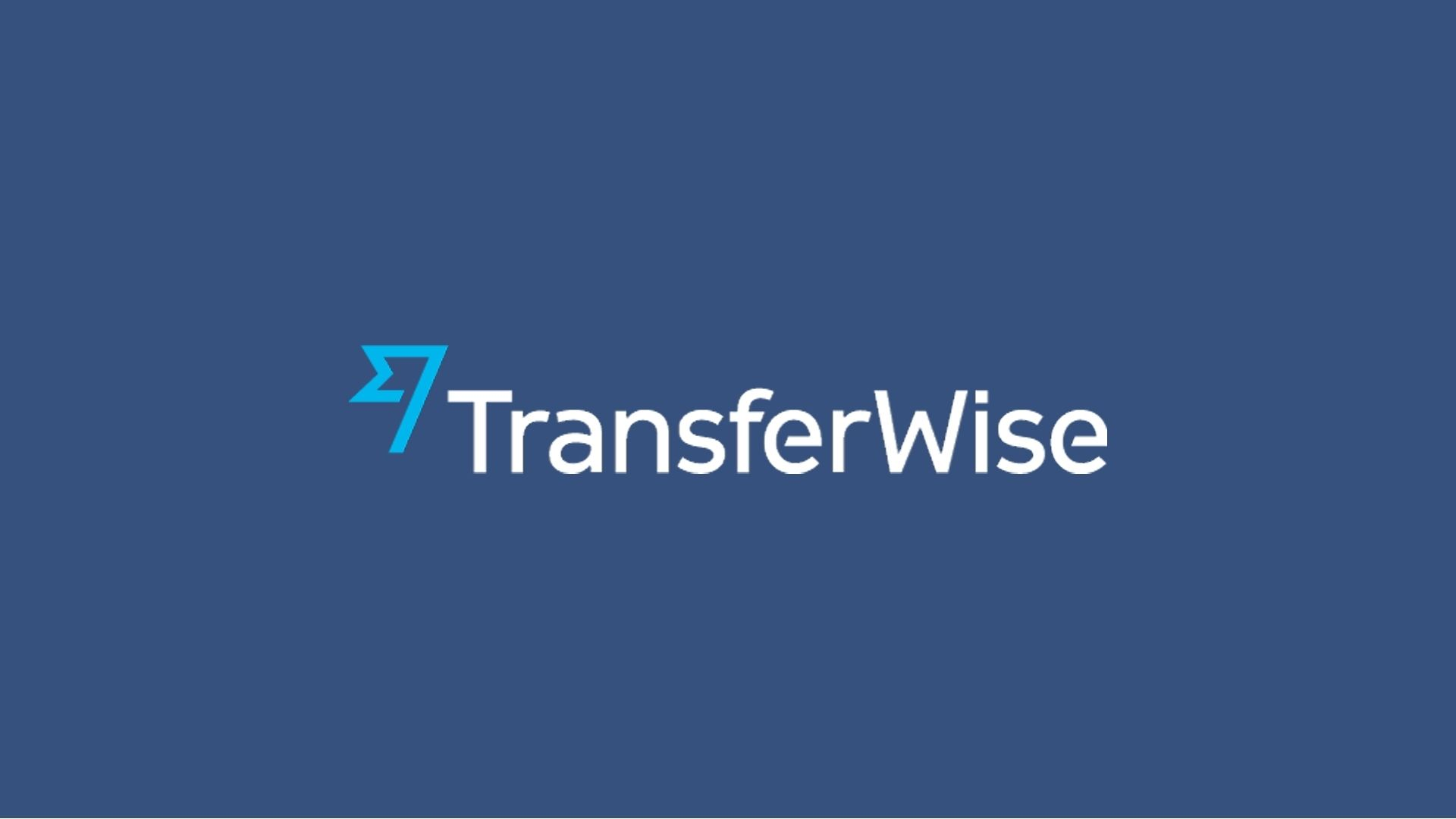 We now accept TransferWise
