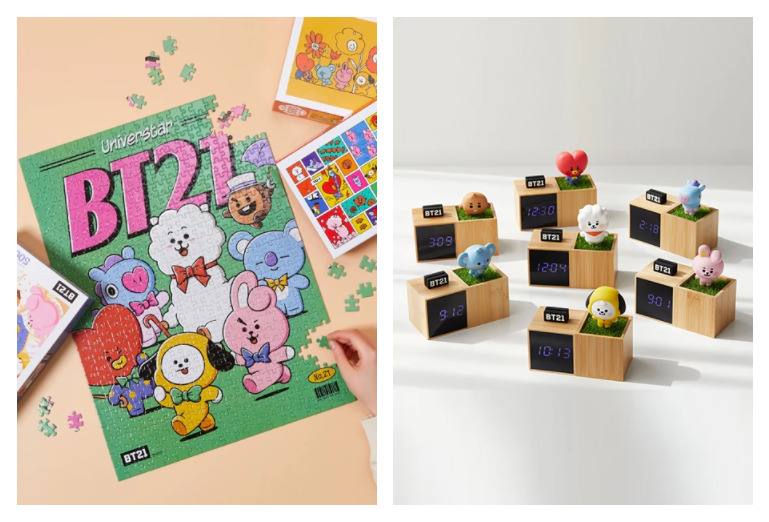 BT21 Featured Items