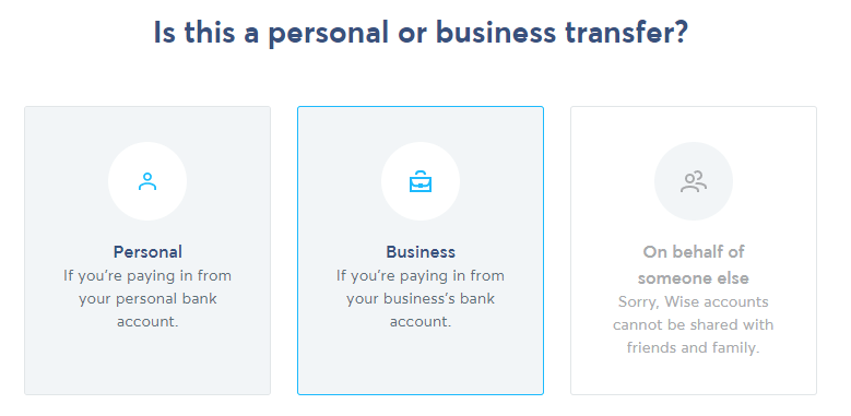 how to pay with transferwise or other international money transfer solution delivered korea 5