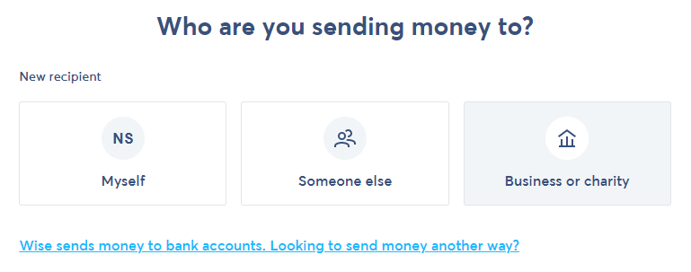 how to pay with transferwise or other international money transfer solution delivered korea 6