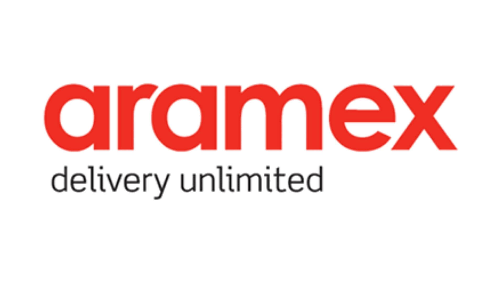 Aramex Shipping Option is Now Available