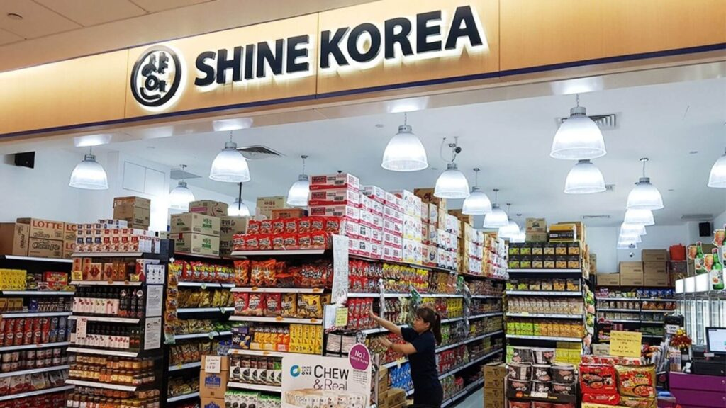 how to buy and get korean products from south korea to singapore delivered korea