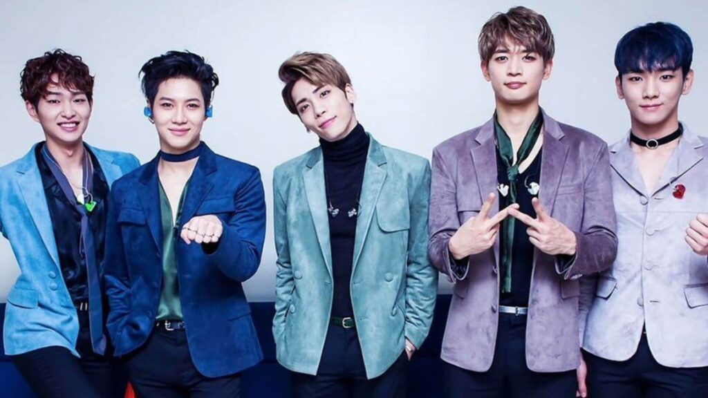 princes of kpop shinees stability in an ever changing industry delivered korea